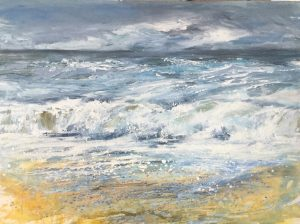 Wild Cornwall by Sue Read Art, Bude