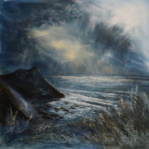 Millook by Sue Read, Bude Artist