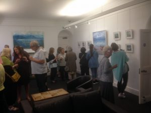 the Sea and Me exhibition