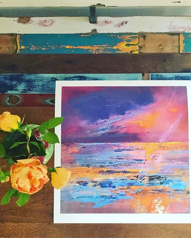 art prints of Cornwall by Sue Read